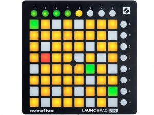 B novation launchpad mini mk2