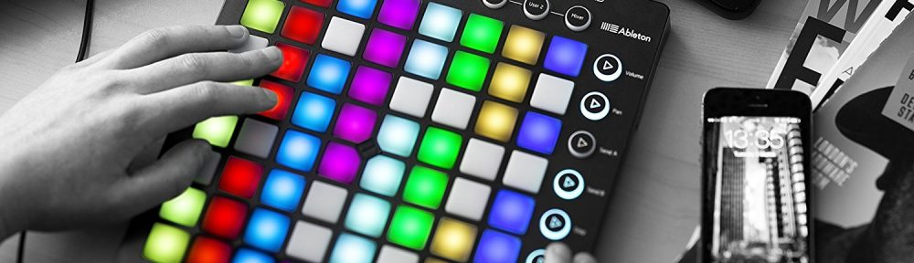 Novation Launchpad MK2 MIDI controller Ableton Live